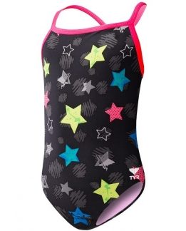 MAILLOT DE BAIN ENFANT STAR BRIGHT DIAMONDFIT