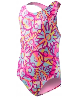 MAILLOT FILLE DITZY DAISY MAXFIT