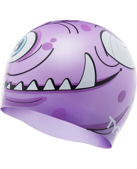 BONNET DE BAIN SILICONE MONSTER