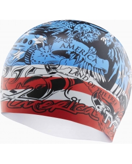 BONNET SILICONE HOME OF THE BRAVE