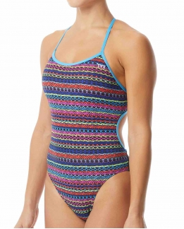 Maillot femme 1 pièce Morocco trinityfit
