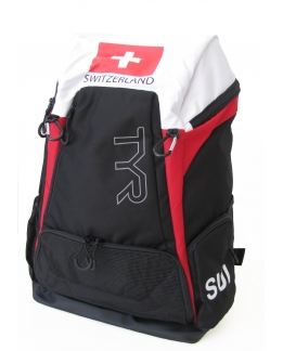 TYR Sac à dos de natation Swiss Swimming