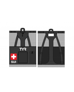 TYR Sac filet mesh mummy 40L Swiss Swimming