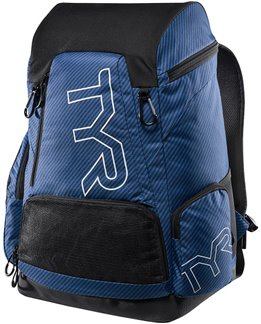 TYR Mochila de natación Alliance Team Carbon 45L Limited Edition