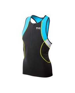 TYR Singlet Competitor pour homme