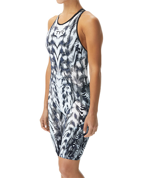 TYR women's Venzo genesis open back swmimsuit