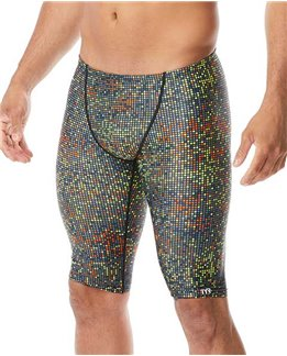 TYR men's Atomic jammer swimsuit