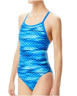 TYR girl's Castaway diamondfit swimsuit