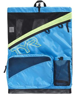 TYR Mochila mala de piscina Elite Team