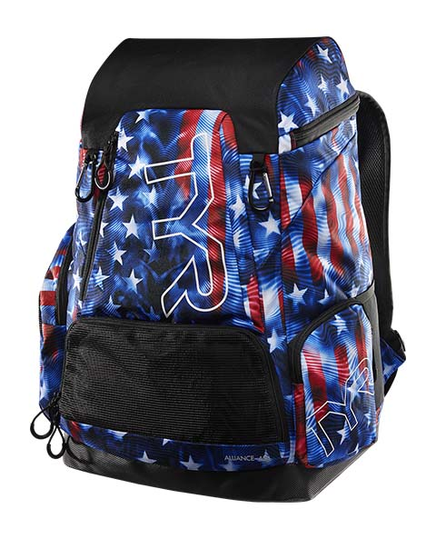 TYR Mochila Alliance team USA Genesis 45L